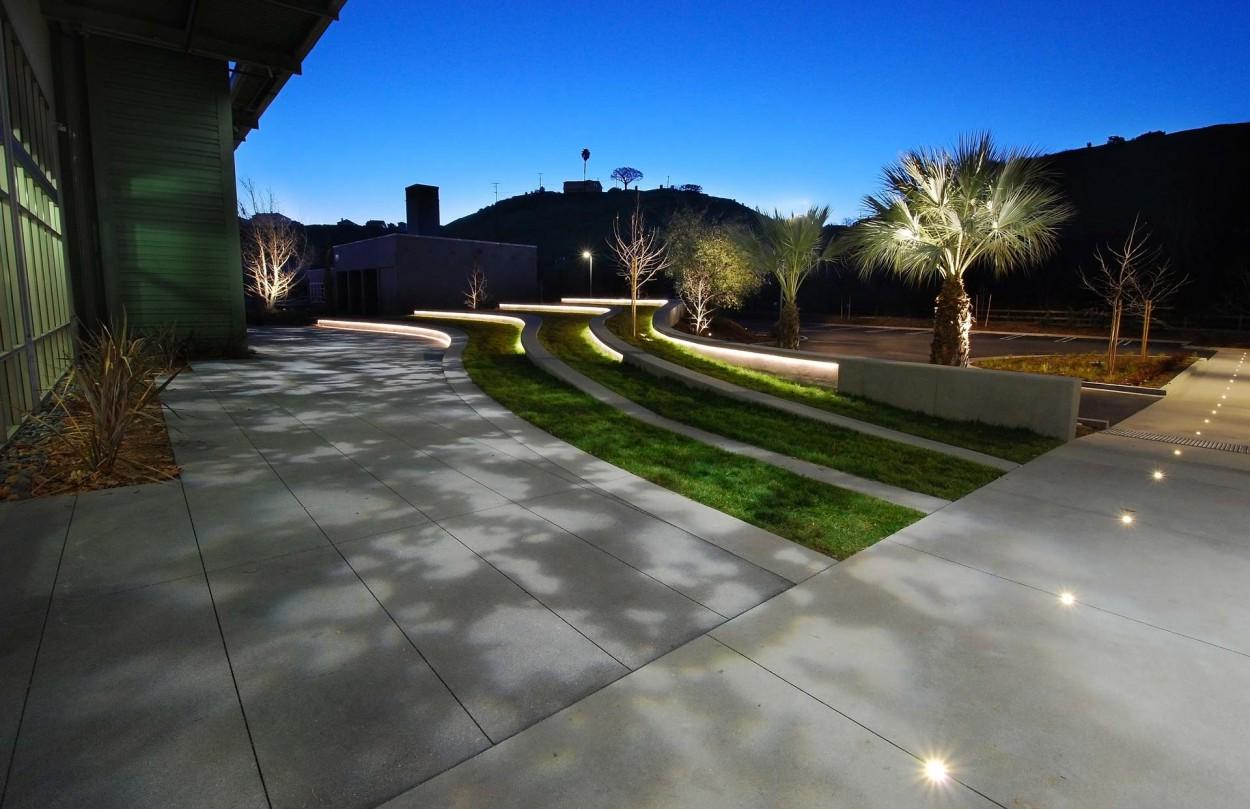 Youtube Landscape Playa Vista Ca Oculus Light Studio