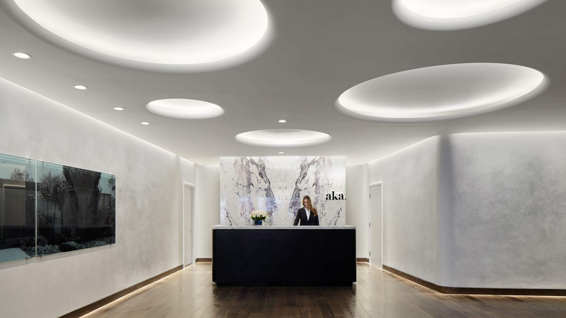 Lovely Oculus Light Studio | An Architectural Lighting Design Firm