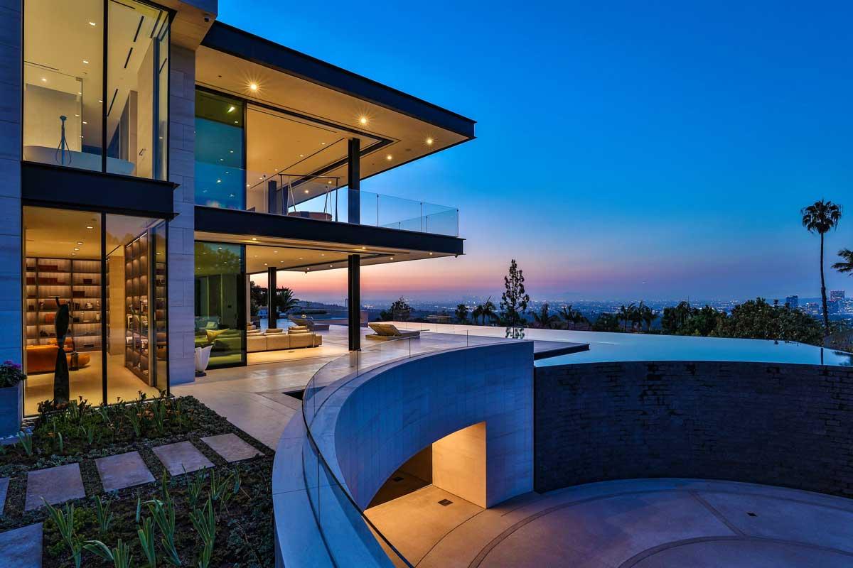 Bel Air Residence Bel Air Ca Oculus Light Studio