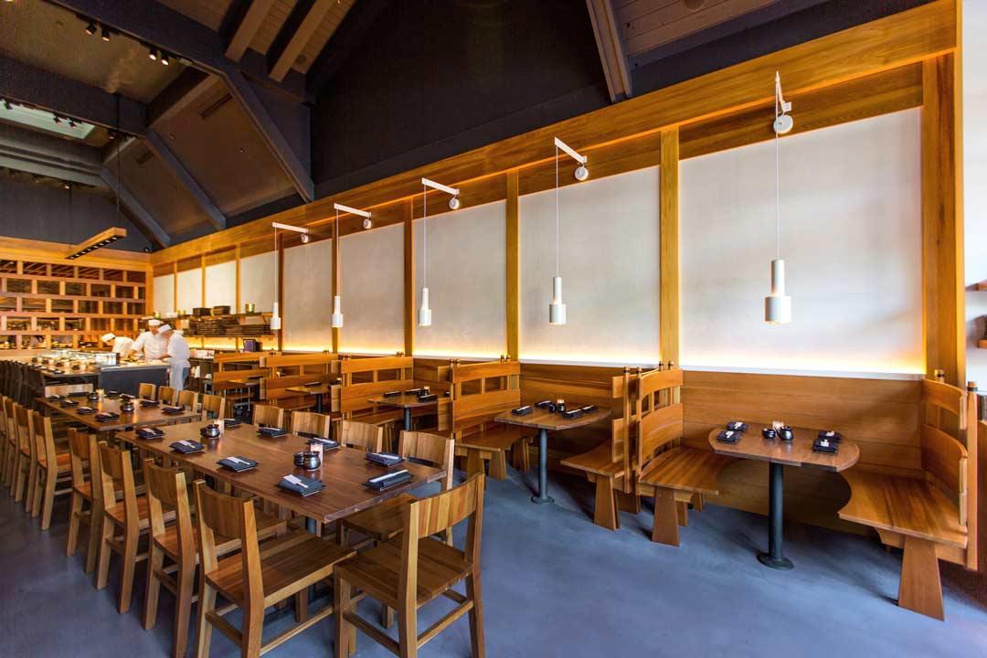 Blue ribbon sushi grill los angeles ca oculus light for Blue fish sushi menu