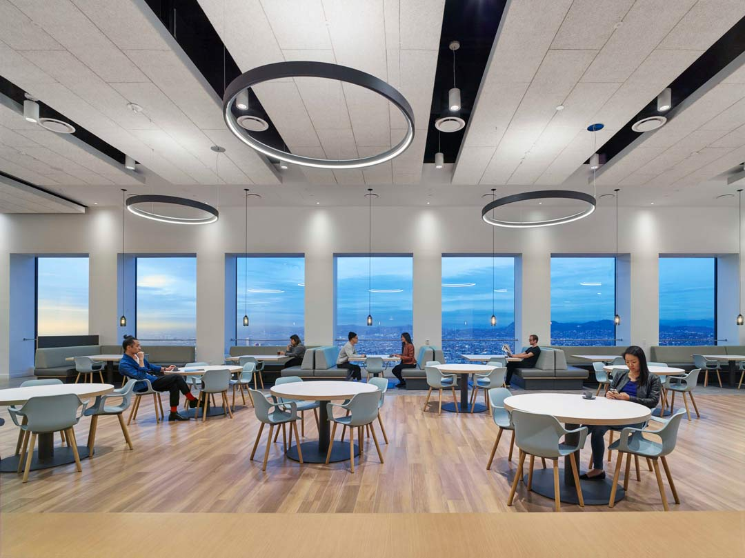 Boston consulting group offices los angeles ca oculus for Design consultant los angeles