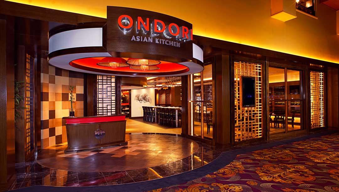 Ondori Asian Kitchen, Las Vegas, NV | Oculus Light Studio
