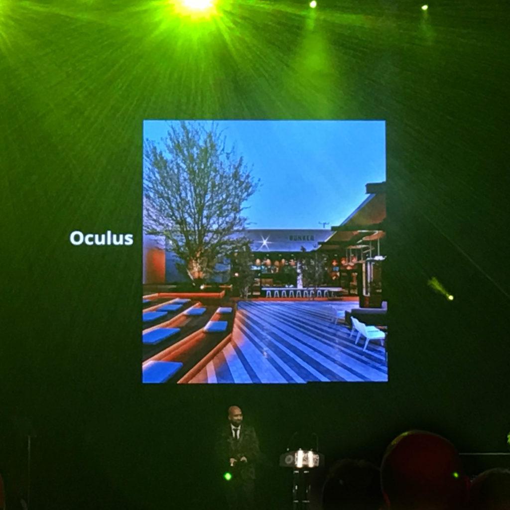 2019 Emerging Practice Award! | Oculus Light Studio