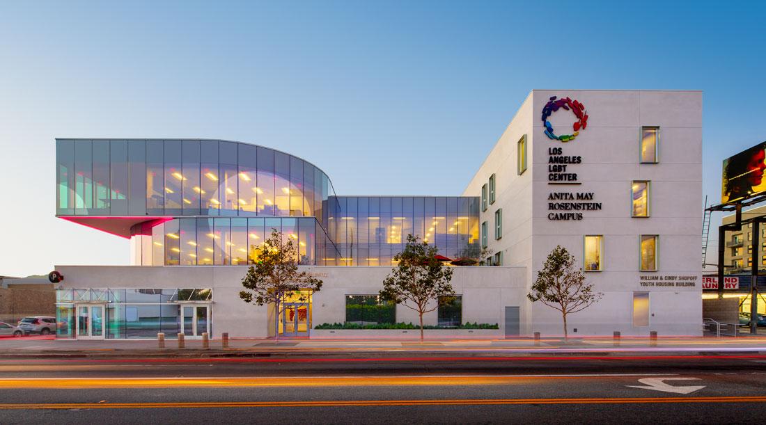 Los Angeles LGBT Center, Hollywood, CA | Oculus Light Studio